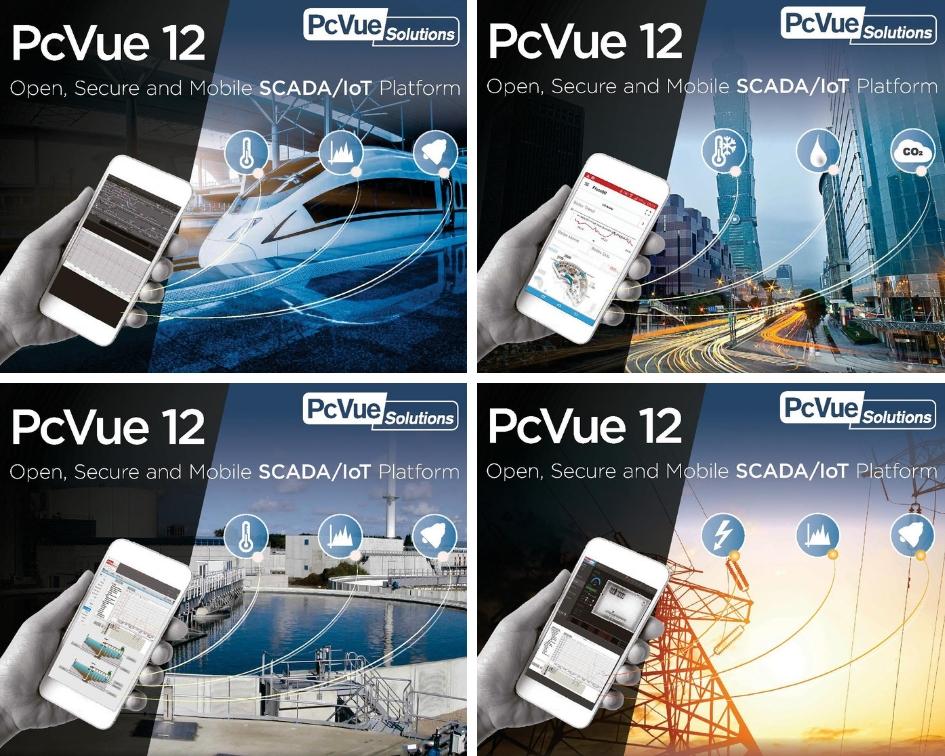 PcVue 12: ARC Informatique va más allá
