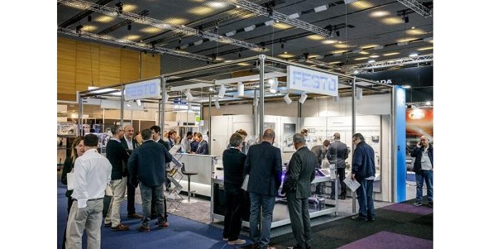 FESTO ha presentado en Advanced Factories sus novedades para la digitalización de la industria 4.0