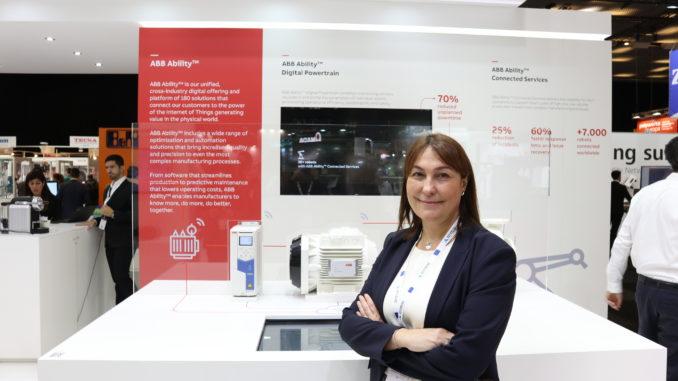 """Montserrat Grima: """"Solo uno de cada tres clientes ha entrado en la era digital"""""""