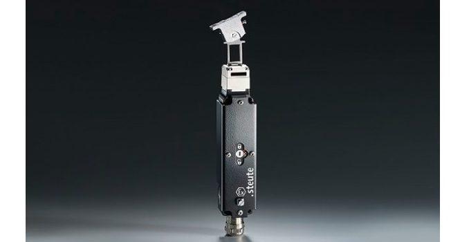 El nuevo conmutador de seguridad EX STM 298-3GD de steute aterriza en Powtech