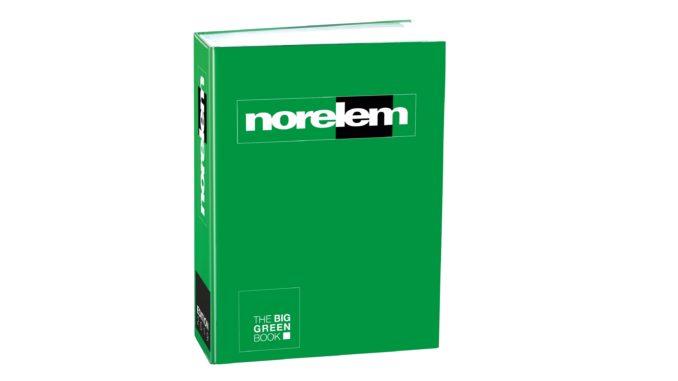 THE BIG GREEN BOOK reúne las 45.000 soluciones de norelem para ingenieros