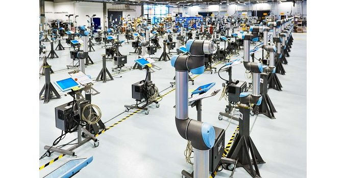 NaceWeAreCobots el primer congreso de robótica colaborativa en España impulsado por Universal Robots