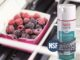 iwis VP8 FoodPlus Spray: relubricante para cadenas en la industria alimentaria