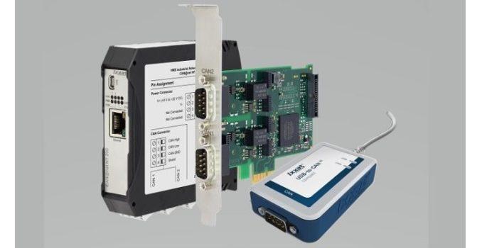 Soporte CODESYS para interfaces Ixxat PC/CAN de HMS Industrial Networks