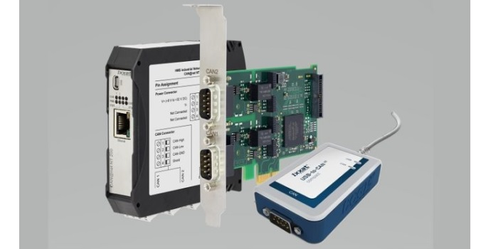 Soporte CODESYS para interfaces Ixxat PC/CAN de HMS Industrial Networks