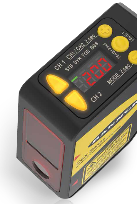 Sensor Láser Q5X