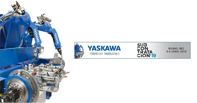 Yaskawa presentará sus innovaciones en soldadura y automatización de procesos