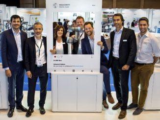 El primer congreso mundial de robótica colaborativa WeAreCOBOTS todo un éxito