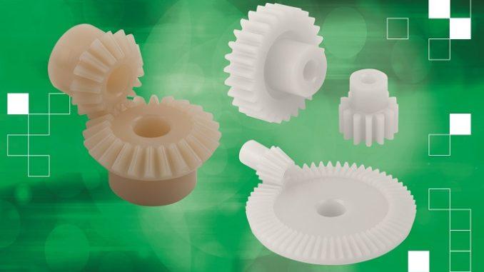 Las nuevas ruedas dentadas de plástico de norelem para ingenieros de diseñola gama de ruedas dentadas de plástico