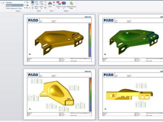 FARO® presenta el software de metrología CAM2 2019
