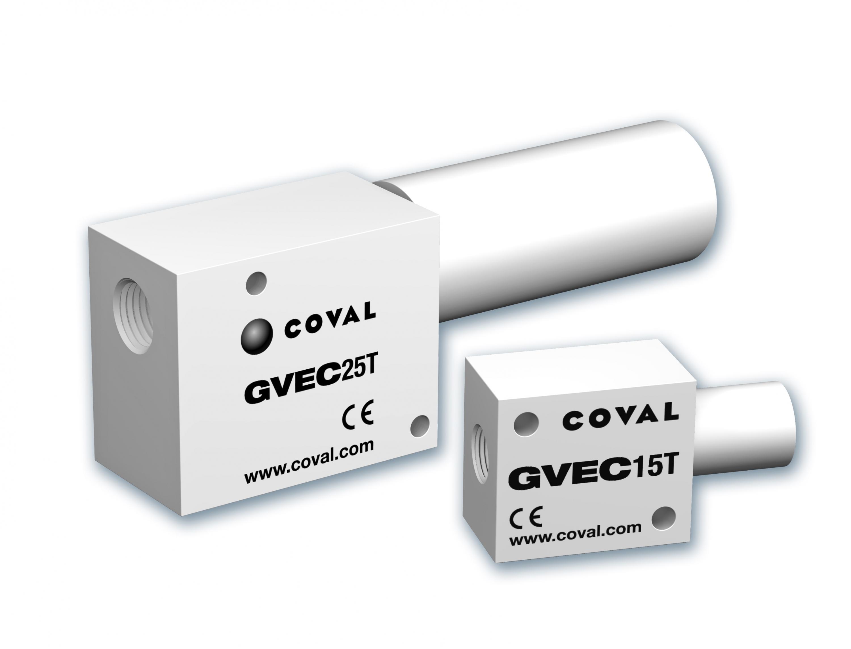 COVAL presenta su nueva bomba de vacío Easy Clean dentro de su gama Wash Down