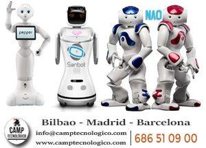Camptecnologico_Pepper_Sanbot_NAO