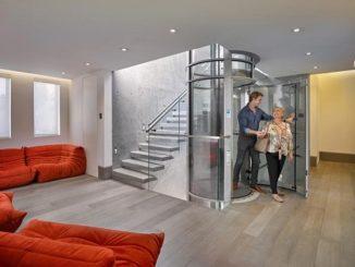 PVE Lifts está revolucionando el sector con el primer ascensor que funciona por aire gracias al vacío neumático de la tecnología patentada Vacuum   Foto: PVE Lifts