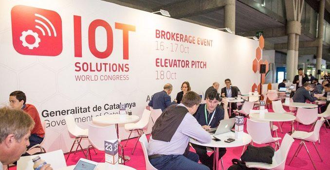 IoTSWC 2019 acoge un Brokerage Event para encontrar socios en más de 35 países