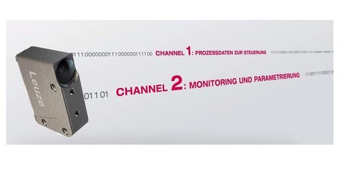 Doble canal con conexión al PLC | Foto: Leuze electronic
