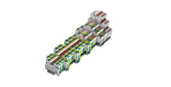 La nueva gama de terminales Push-in PRK de CONTA-CLIP