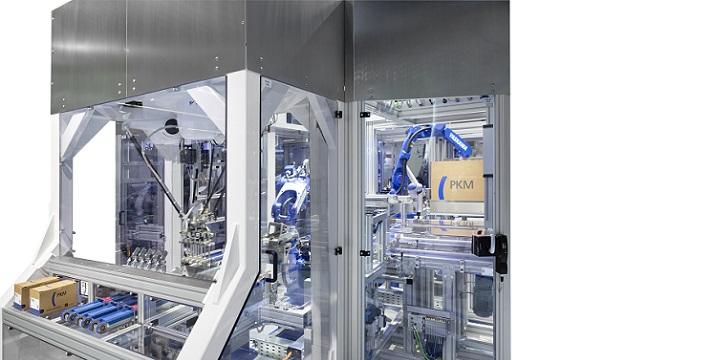 Cinco robots ultrarrápidos de YASKAWA permiten que Fresenius Medical Care produzca más de 400.000 cápsulas de diálisis al día