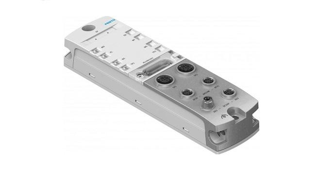 Festo lanza un sofisticado sistema Remote IO: CPX-AP-I