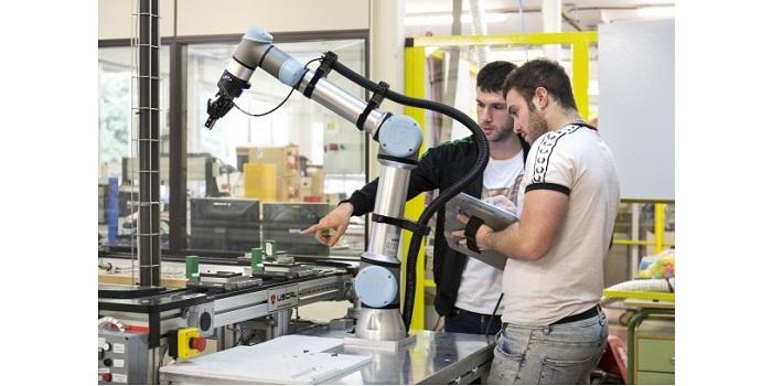 robots formación profesional