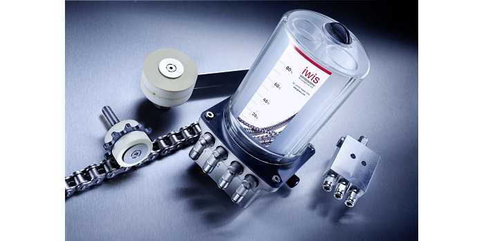 iwis presenta el nuevo sistema de lubricación CLA para cadenas de distribución