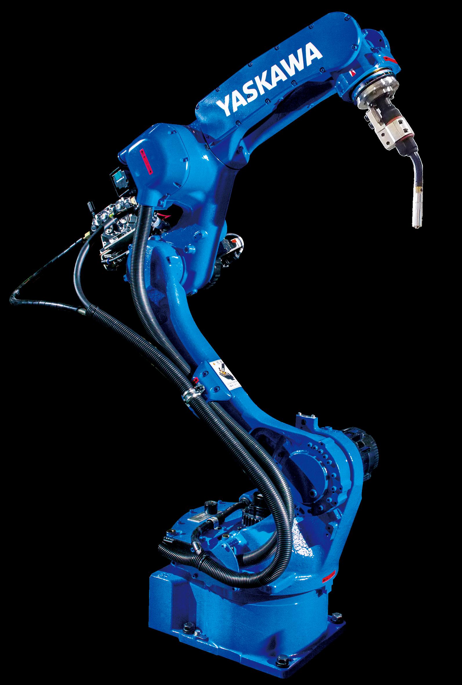 Yaskawa presenta su nueva serie AR de robots de soldadura