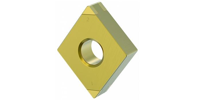Kennametal hace más eficiente el torneado duro con las nuevas calidades KBH10B y KBH20B PcBN