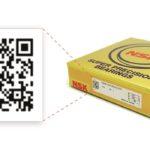 NSK continúa luchando contra las falsificaciones con una nueva aplicación