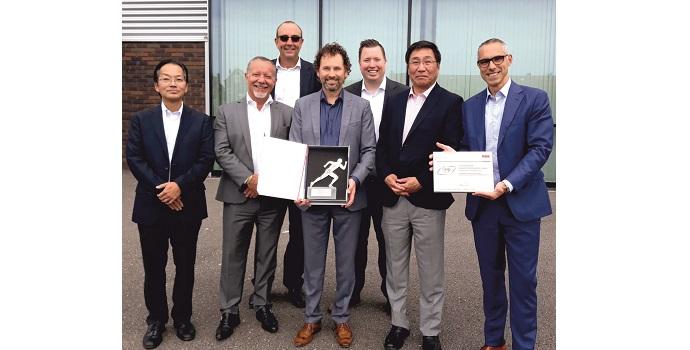 Rubix Haarlem se convierte en una Delegación con Certificación AIP de NSK