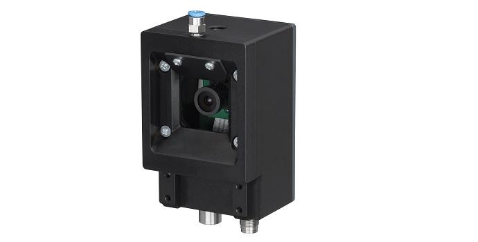 Nueva cámara IP industrial LCAM 308i de Leuze electronic: Observación dentro del propio centro de procesamiento