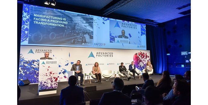 Advanced Factories 2020 apuesta por una nueva industria sostenible e inclusiva