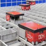 Mireille optimiza la eficiencia de su nuevo almacén con Dematic y AutoStore®