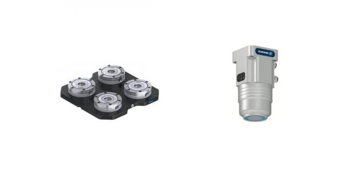 SCHUNK exhibe sus novedades en gripping y clamping - EMH 24V y el VERO-S NSL plus - al Basque Industry 4.0- The Meeting Point