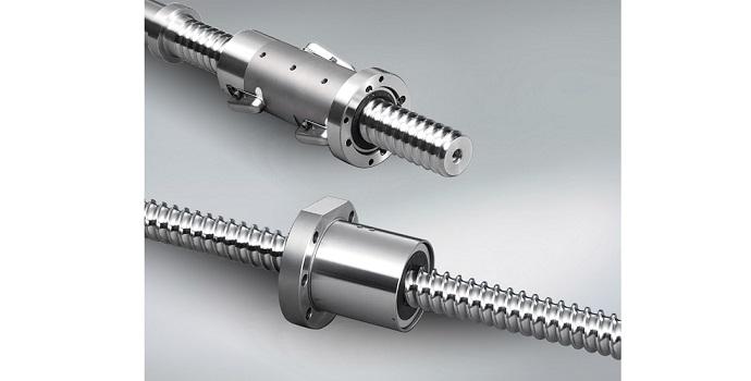 Husillos a bolas HTF de NSK: la elección ideal para prensas plegadoras eléctricas