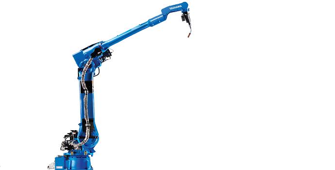 Yaskawa presenta Motoman AR3120: nuevo robot de soldadura con un alcance extralargo