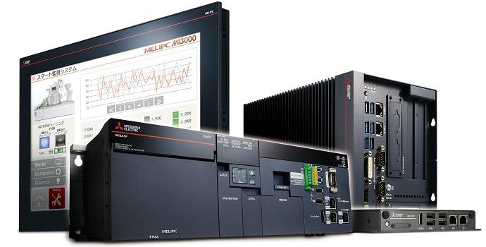 El MELIPC Edge Computing de Mitsubishi Electric te acerca a la e-F@ctory