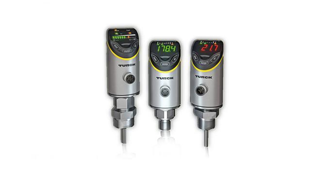 Los nuevos sensores de fluidos de Turck con IO-Link ya están disponibles