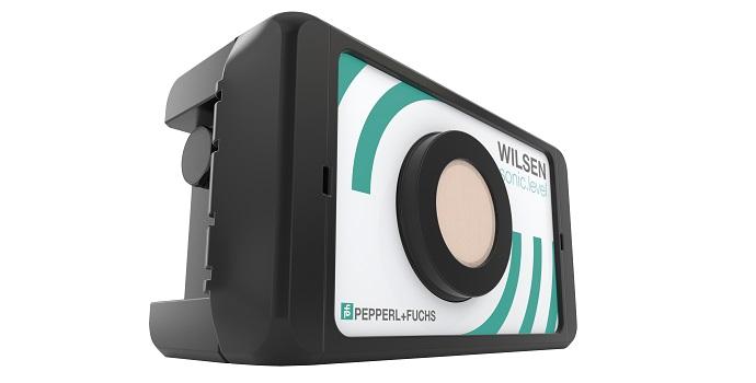 Sensor IOT Wilsen.sonic.level para la supervisión del nivel de llenado y el posicionamiento de contenedores móviles
