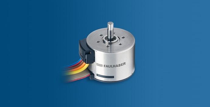FAULHABER lanza IEF3-4096, el codificador integrado para motores planos