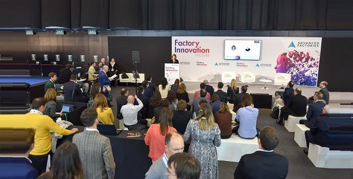 Advanced Factories impulsa las startups más innovadoras de la industria 4.0 con el Industry Startup Forum