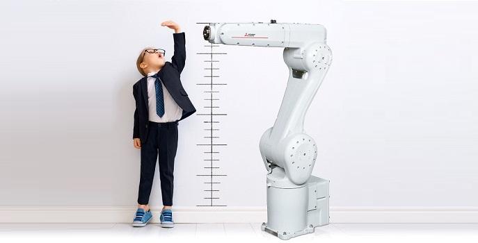 El Robot RV-8CRL de 8kg, una alternativa más rentable