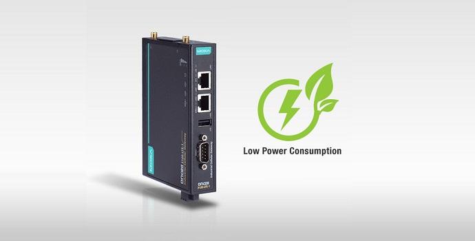 Moxa presenta las puertas de enlace industriales OnCell 3120-LTE-1 con consumo de energía ultra bajo para conexiones remotas con sus dispositivos