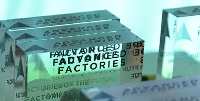 Tres empresas vascas entre las grandes finalistas a los Factories of the Future Awards 2020