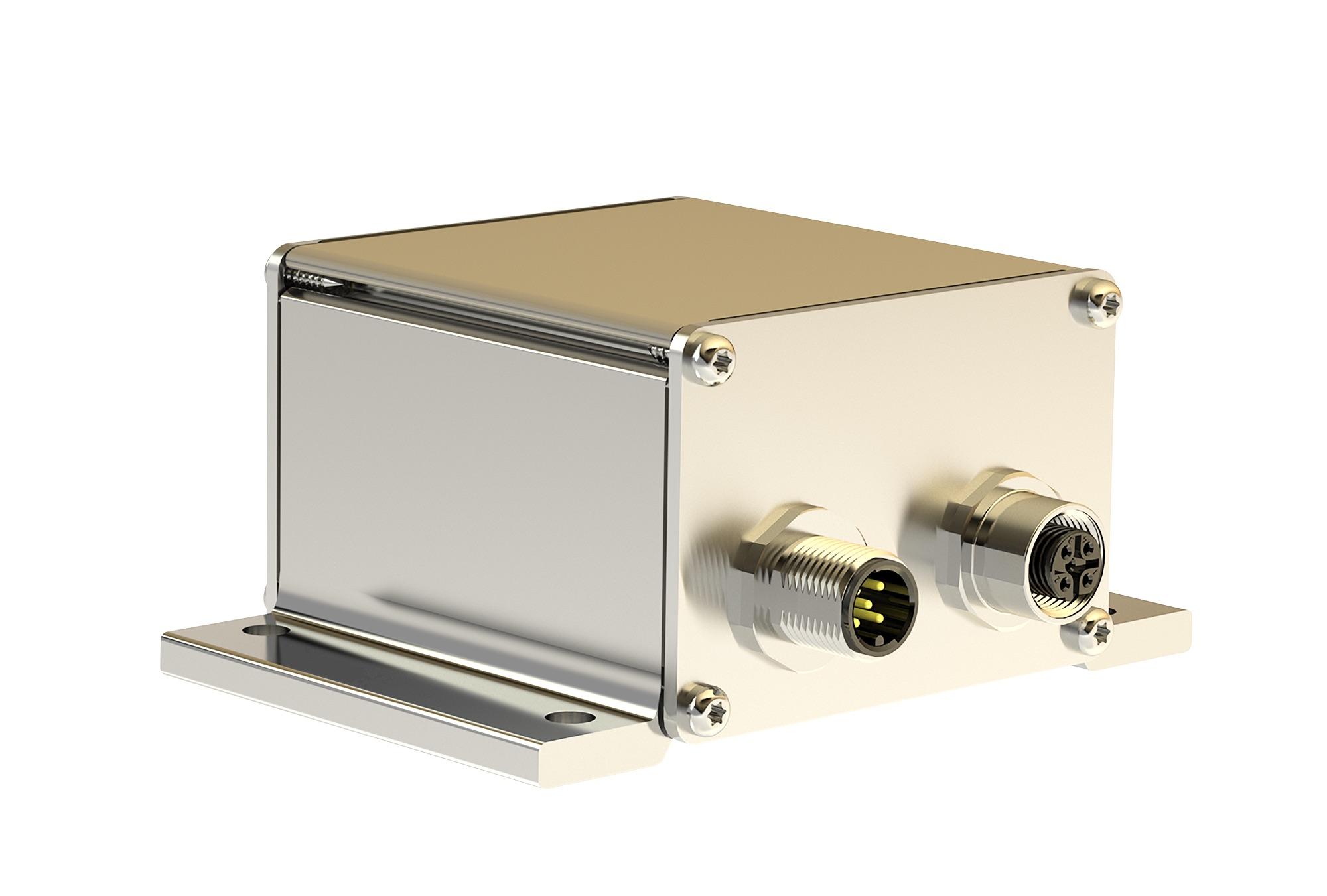 Los sensores de inclinación de TWK que permite la rotación