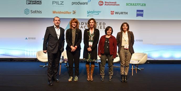Las administraciones españolas, catalanas y valencianas apuestan por un cambio de cultura empresarial hacia una industria digital en AF2020