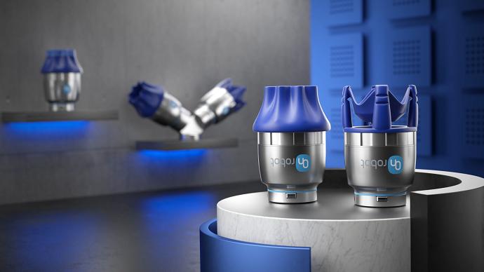 Soft Gripper: la nueva pinza de OnRobot flexible y de calidad alimentaria para la manipulación de objetos difíciles de recoger y colocar