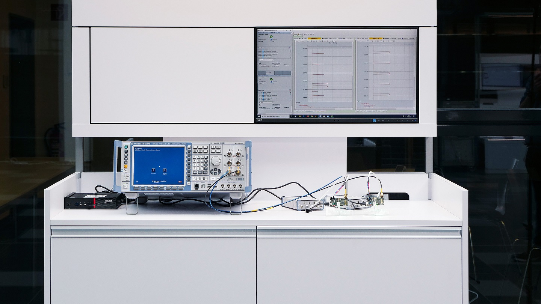 Rohde & Schwarz facilita la prueba de señal de activación NB-IoT para mejorar la eficiencia energética