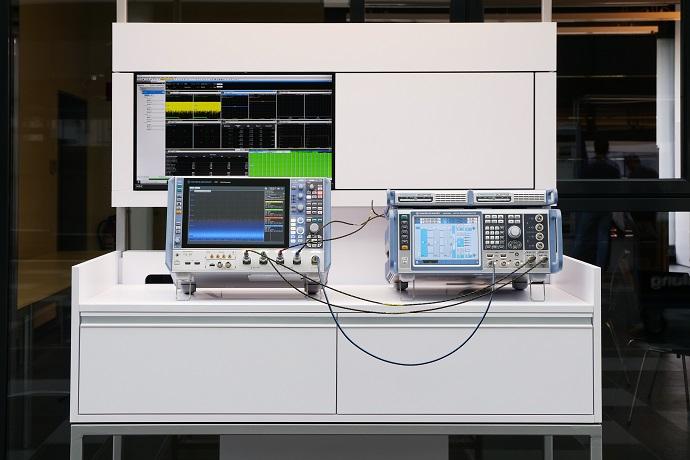 Rohde & Schwarz presenta nuevas soluciones de T&M para estaciones base 5G