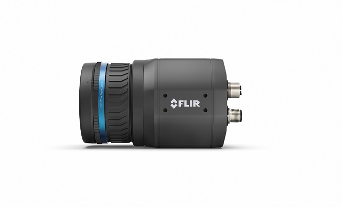 FLIR A400/A700: cámaras con sensor térmico inteligente para la supervisión industrial y la detección de temperatura elevada de la piel