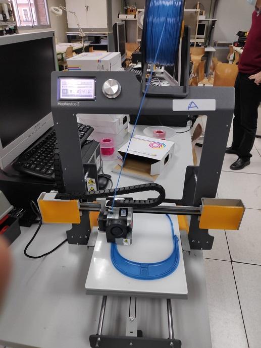 La fabricación aditiva y la impresión 3D,