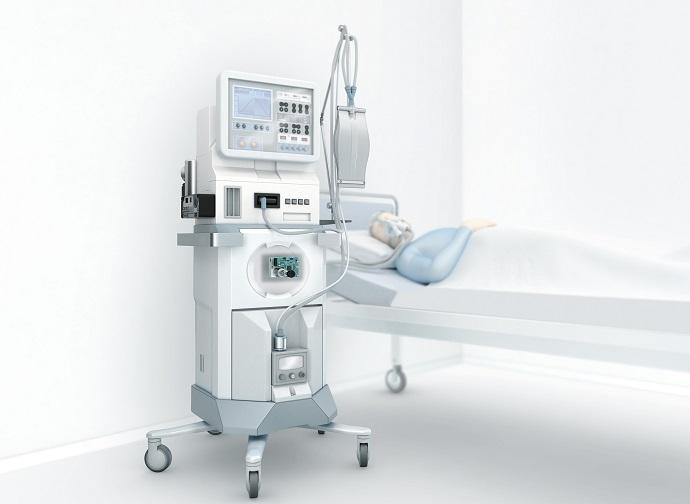 Válvula proporcional VEAE y módulo de sujeción giratorio EHMD: las soluciones de automatización para el sector sanitario de la mano de FESTO